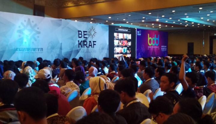 Foto Berita Bekraf Kembangkan Ekonomi Kreatif Digital di Yogyakarta