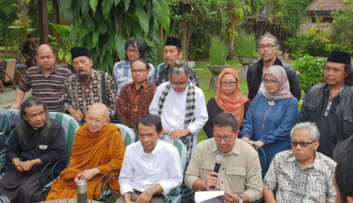 Foto Berita Menag Lukman Hakim Ogah Reaktif Soal Kabar Hoaks