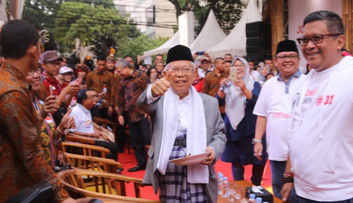 Foto Berita Indonesia Banyak Ahli Maki-Maki, Kiai Ma'ruf Ajak Hijrah