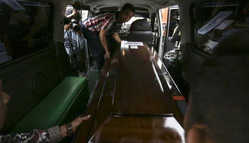 Foto Empat Jenazah Korban Lion Air asal Pangkalpinang Berhasil Diidentifikasi