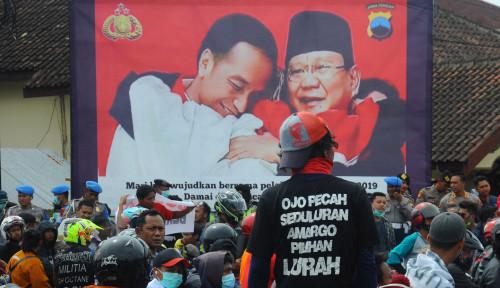 Foto Jokowi Kumpulkan Para Ketum Parpol Jelang Debat Capres