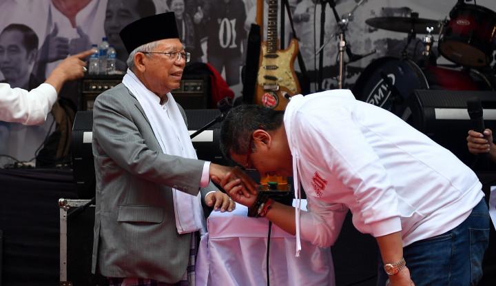 Foto Berita Gabung ke Jokowi-Ma'ruf, Yusril Sudah Tak Sejalan HTI?
