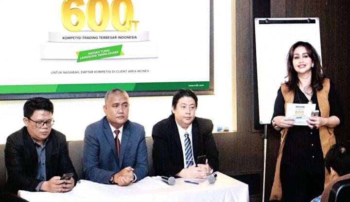 Lewat Edukasi, Monex Gelar Kompetisi Trading Hingga Kota Medan - Warta Ekonomi