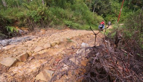 Foto Mendes Pede Desa Tertinggal Bakal Hilang di 2029