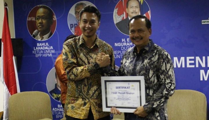 Foto Berita Dubes RI untuk Singapura Siap Dukung Entrepreuner Muda Menuju Ekspor
