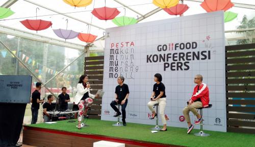 Foto Go-Food Optimis Teknologinya Bisa Berkontribusi Lebih untuk Ekonomi Nasional