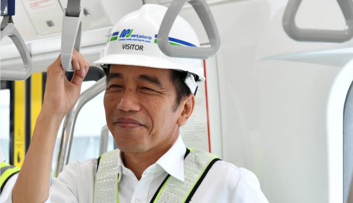 Ngakak! Fadli Zon Kurang Kerjaan, Masalah Mic Jokowi Dikomentari - Warta Ekonomi
