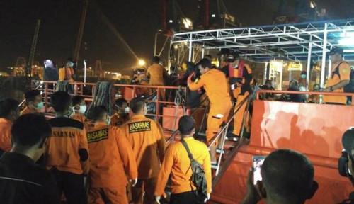Foto Proses Pemeriksaan DNA Korban Lion Air Belum Selesai