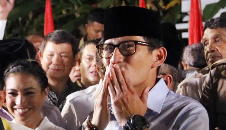 Foto Berita Bang Sandi: Alhamdulillah, Pak Jokowi Akui Program DP 0 Persen