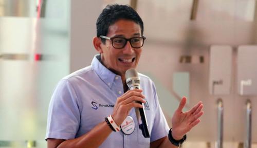 SRTG Supaya Balik Modal, Bang Sandi Mau Borong Saham Saratoga Lagi Nih!