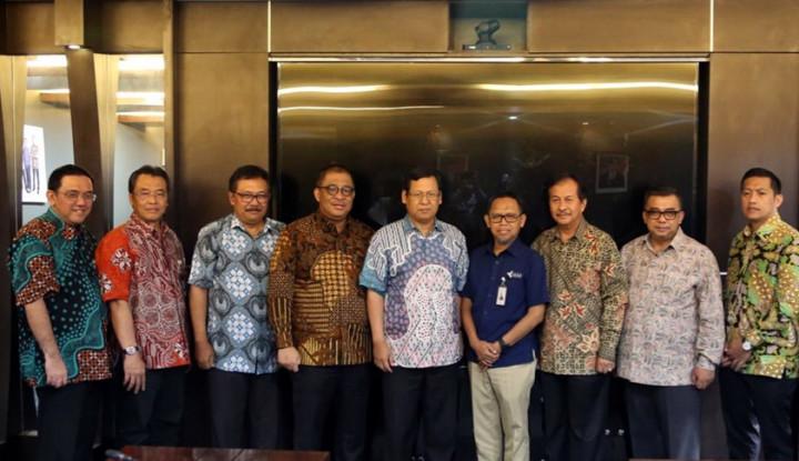 Foto Berita Pusri Palembang Rombak Dewan Komisaris