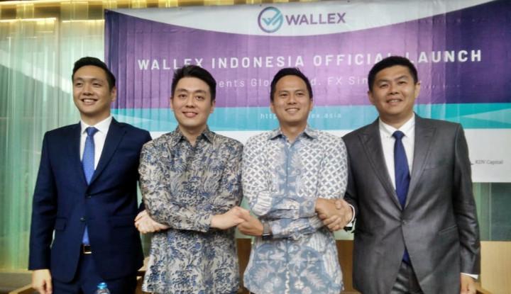 Wallex Tawarkan Kemudahan Transfer Dana Secara Digital - Warta Ekonomi