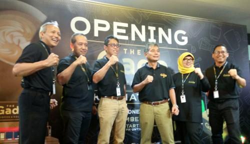 Foto Sasar Nasabah Generasi Milenial, Pegadaian Luncurkan The Gade Coffee & Gold di Jakarta