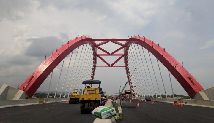 Foto Berita PP Properti Bangun Rest Area di Tol Batang-Semarang
