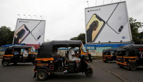 Foto Bagaimana Apple Bisa Kehilangan Cengkeramannya di India?