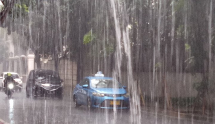 Hari Ini Jakarta Bakal Dilanda Hujan - Warta Ekonomi