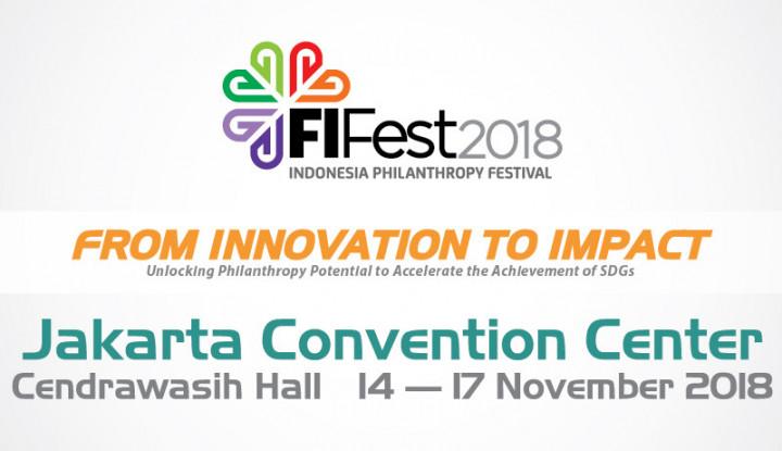 Foto Berita FIFest 2018 Sajikan Beragam Inovasi Filantropi