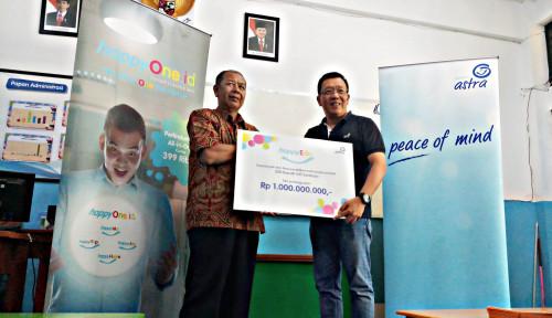 Foto Asuransi Astra Beri Perlindungan Guru SDN 245 Surabaya Senilai Rp1 Miliar