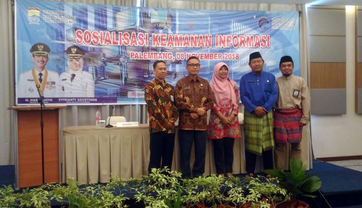 Foto Berita Palembang Dorong OPD Manfaatkan Teknologi, Informasi, dan Komunikasi