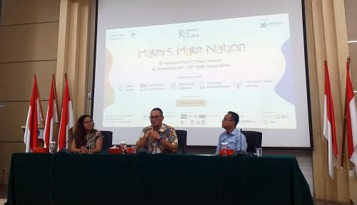 Foto Bangun Ekosistem IoT, Makestro-Kemenkominfo Bakal Helat RIoT 2018