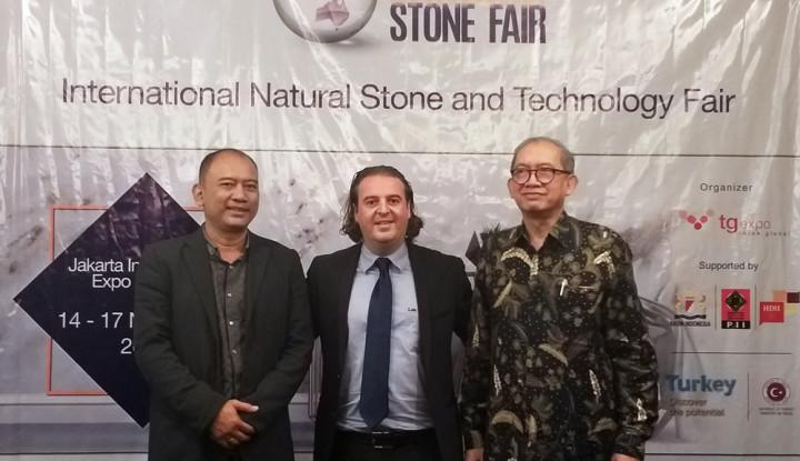 Foto Berita Pameran Batu Alam Berskala Internasional Digelar di Jakarta