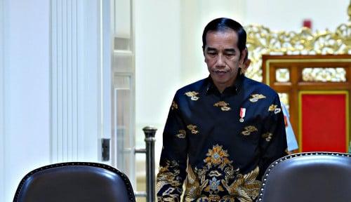Foto Jokowi: Perombakan Kualitas Pendidikan Belum Secara Penuh