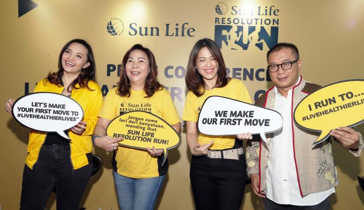Sambut Hari Diabetes Sedunia, Sun Life Ajak Generasi Muda Berolahraga - Warta Ekonomi