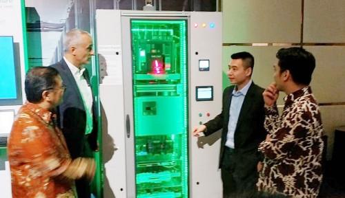 Foto Resep Sukses Pabrik Pintar Versi Schneider Electric