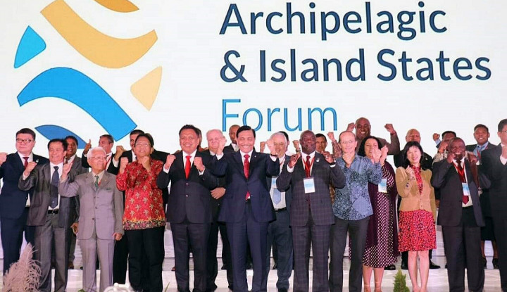 Foto Berita Indonesia Pimpin Mekanisme Pembiayaan Proyek Pembangunan Negara Anggota AIS