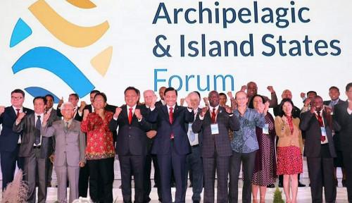 Foto Indonesia Pimpin Mekanisme Pembiayaan Proyek Pembangunan Negara Anggota AIS