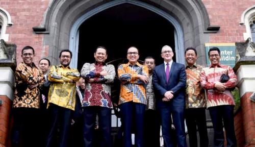 Foto Bamsoet: Indonesia Berperan Aktif Jaga Perdamaian Dunia