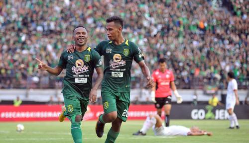 Foto Kejar Posisi 2 Liga 1 2019, Siapa yang Tempati?