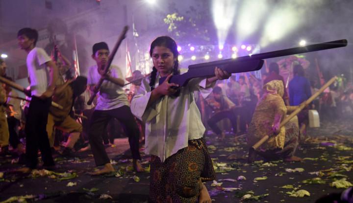 'Surabaya Membara' Jadi Tragedi Pertumpahan Darah (2) - Warta Ekonomi