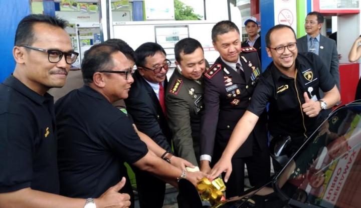 Foto Berita Pertamax Turbo Hadir Serentak di 4 Kota Besar Pulau Kalimantan