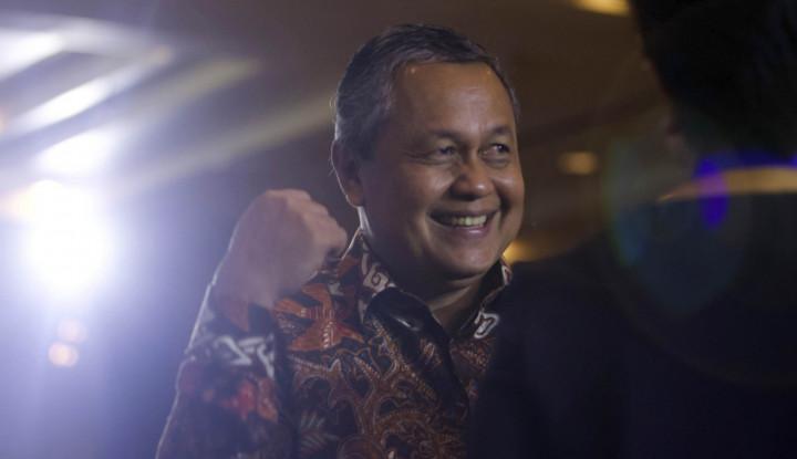 Foto Berita Wow, Gubernur BI Dianugerahi Gelar Best Communicator