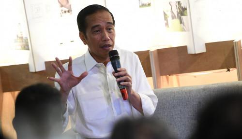 Foto Jokowi Harap Pertamina Tidak Sendirian Kelola Blok Rokan