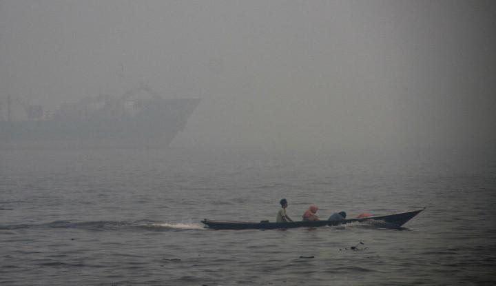 Kapal Motor Penyeberangan Sungai Kapuas Tenggelam, 12 Penumpang Hilang - Warta Ekonomi