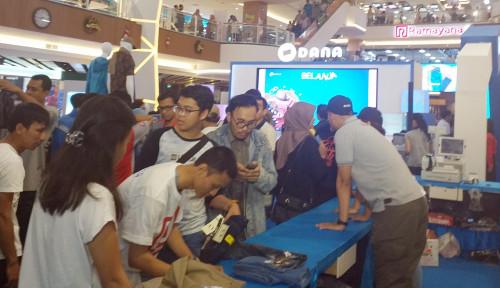 Foto Dana Libatkan Bisnis Offline dan Online dalam Perayaan Single Day 11.11