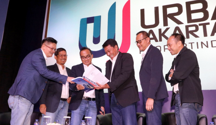 Urban Jakarta Borong Aset, Nilainya Tembus Ratusan Miliar - Warta Ekonomi