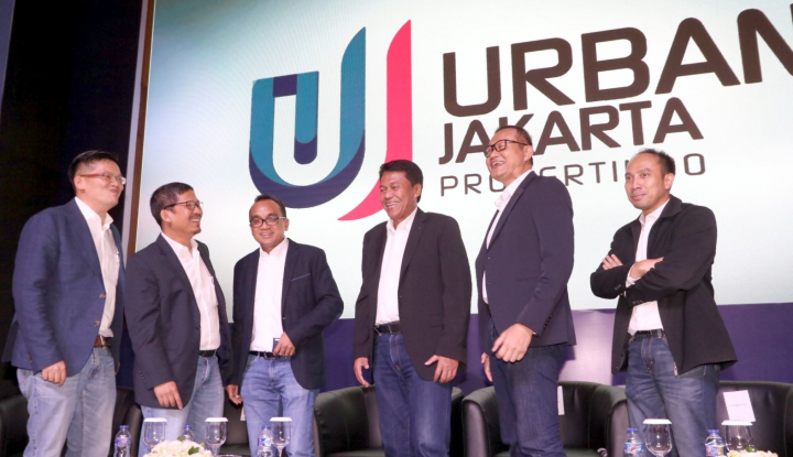 Foto Berita IPO, Urban Jakarta Incar Dana Rp750 Miliar