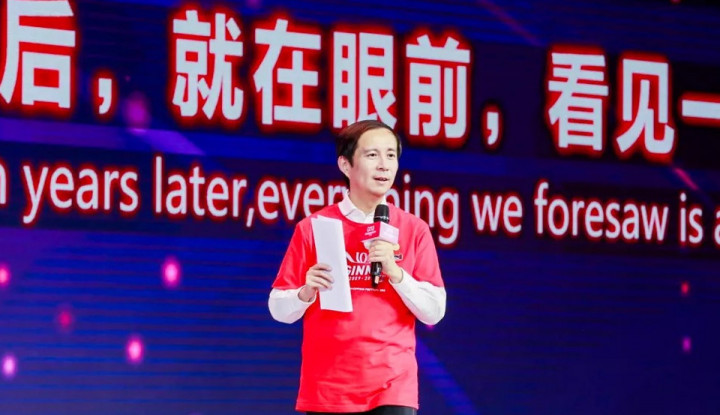 Alibaba Group Catat Transaksi US$30,8 Miliar dari Global Shopping Festival - Warta Ekonomi