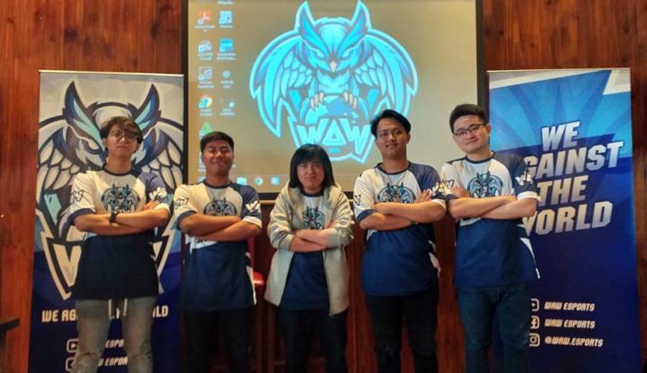 E-Sport di Indonesia Berkembang, Karier Atletnya Bakal Panjang? - Warta Ekonomi