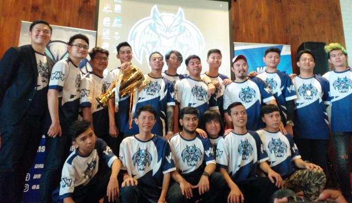 Foto Berita Dukung Perkembangan Industri e-Sport, Reza 'Arap' Oktovian Hadirkan Tim