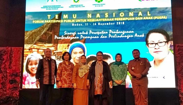 Foto Berita Menteri Yohana: Tahun 2030, Perempuan Setara dengan Laki-Laki