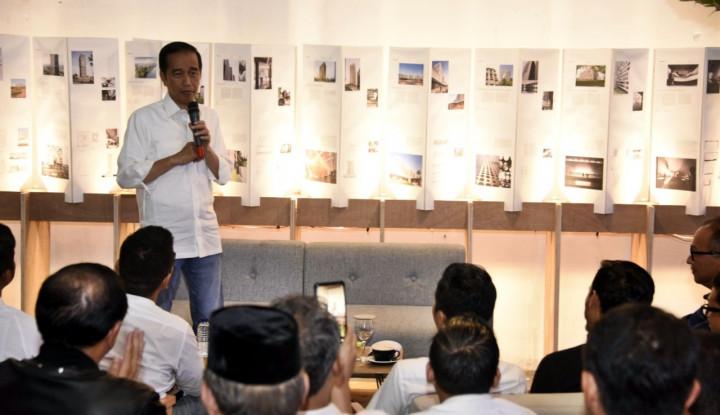 Foto Berita Jokowi: Bandung yang Paling Siap Sambut Revolusi Industri 4.0