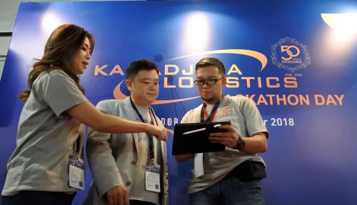 Foto Lewat Hackathon Day, Permasalahan Logistik Mampu Ditekan