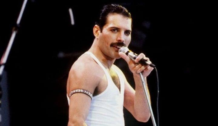 Ultah Almarhum Freddie Mercury, Ini Dia Kadonya... - Warta Ekonomi