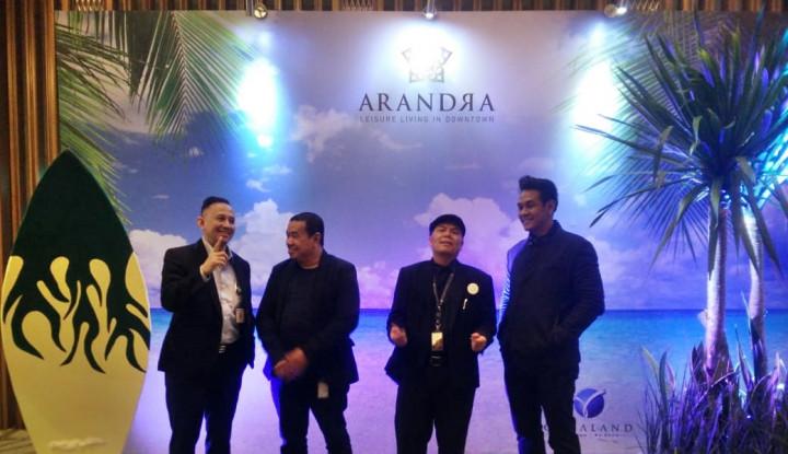 Foto Berita 264 Apartemen Habis, Arandra Tawarkan Tower Kedua