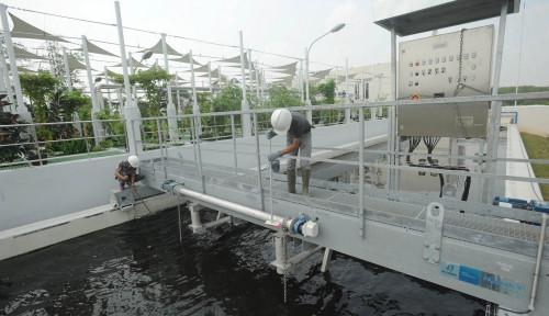 Foto Kawasan Industri Suryacipta Karawang Resmikan Teknologi Pengolahan Limbah Modern