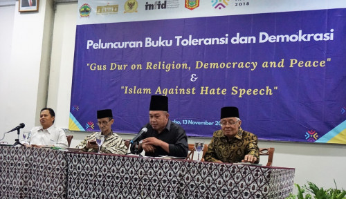 Foto Promosi Gagasan Islam Indonesia ke Mancanegara, INFID-LKiS Luncurkan Buku Karya Gus Dur